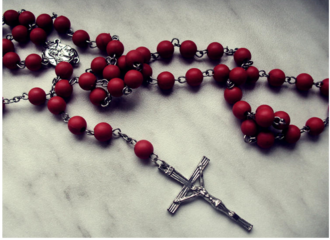 May - The month of the Rosary (Click here to sign up)