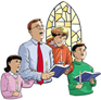 Each one brings one to Church on Pentecost (Click Here)