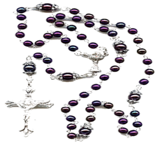 Rosary for Wakes (click here for how to pray the Rosary)