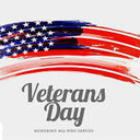 Veteran's Day Prayer Service - Red, White and Blue Day