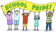 We Celebrate our Teachers and Staff Today AND it is Spirit Day - Half Day Dismissal Today