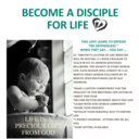 Become a Disciple for Life