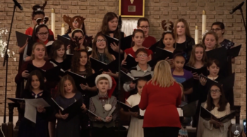 """It's the Most Wonderful Time of the Year"" - Children's Choir"
