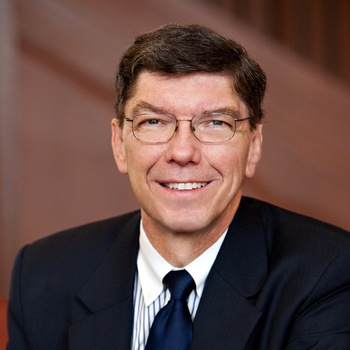 Clay Christensen on Religious Freedoms