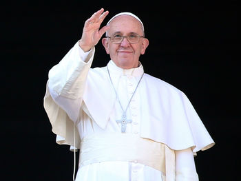 Pope Francis Believes God Forgives Even If We Only Open The Door A Crack