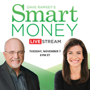 FREE Dave Ramsey's Smart Money Live Stream event at Good Shepherd