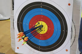 Archery Camp on 10/27 and 10/30