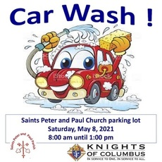 Knights of Columbus Car Wash Fundraiser