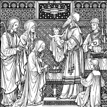 Purification of the Blessed Virgin Mary/Candlemas