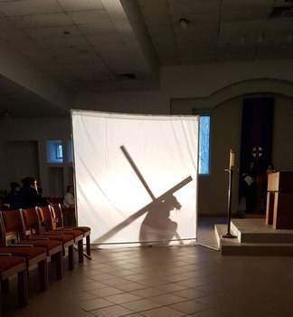 Stations of the Cross / March 13 / 7 p.m.