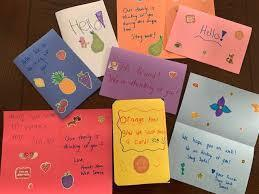 Requesting Help with Cards to Local Nursing/Rehab Homes