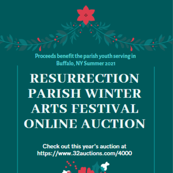 Winter Arts Festival Online Auction
