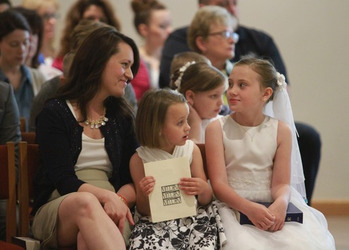 First Communion Prayer Partners