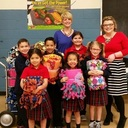 Sacred Heart Donates Handmade Blankets to Children's Safe Harbor