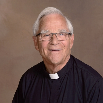 Father Bob Flickinger