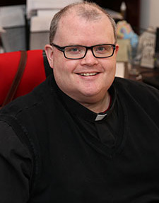 Father Patrick Gillmeyer