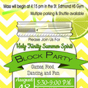 Summer Spirit Block Part August 18th!