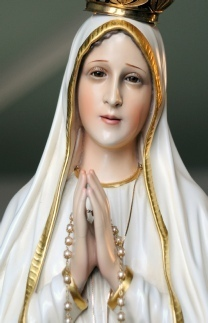 International Pilgrim Virgin Statue Of Our Lady of Fatima