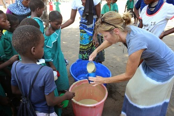 Join us to hear a first hand experience with Mary's Meals
