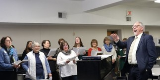 SACRED MUSIC WORKSHOP OFFERS TIPS AND FORMATION