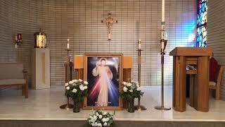 Divine Mercy Sunday Service - Reflection and Sung Chaplet