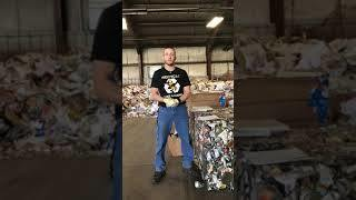 Day 2 of Stewardship of Earth Pillar - Recycling with Jason Slinker