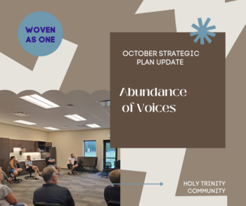 WOVEN AS ONE- Strategic Planning Update