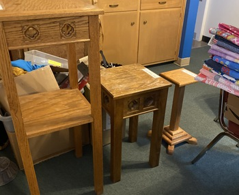 Help Needed for Restoring Liturgical Items