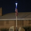 Eagle Project - Solar Light for Flag at Our Memories