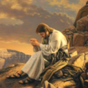 The First Sunday of Lent the gospel is an account of Jesus' temptation in the desert.