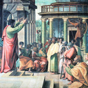 St. Paul shares with the Philippians his motivation for preaching the message of Jesus.