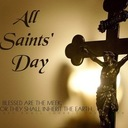 This weekend we celebrate the solemnity of All Saints.