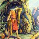 Elijah is told that God will pass by.