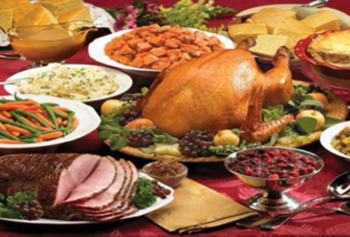Free Thanksgiving Feast - Join Us