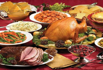 Thanksgiving Day Feast - Thursday, 11/23