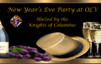 New Year's Eve with Knights of Columbus