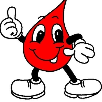 BE A SUPER HERO - Sign Up for BLOOD DRIVE - JUNE 15