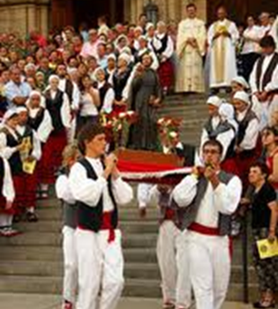 San Inazio Mass at St. John's Cathedral - July 29 @ 7pm