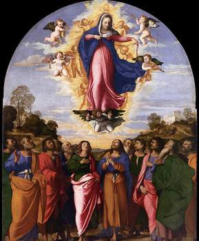 Feast of the Assumption of the Blessed Mother