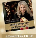 The JOY of Christmas - Special Free Concert by Jaime Thietten