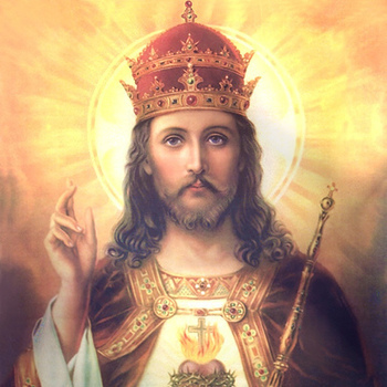 Today we bring the liturgical year to a close with the celebration of Christ the King.