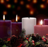 The Third Sunday of Advent is also called Gaudete Sunday