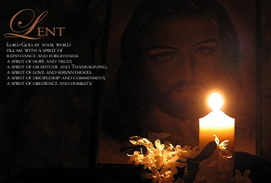 """""""During Lent, let us find concrete ways to overcome our indifference."""" --Pope Francis"""