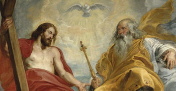 The first Sunday following Pentecost is always the Most Holy Trinity.