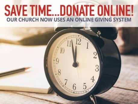 Link to Online Donations
