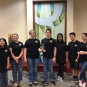 Congratulations to our FIRST Place WINNERS - The Holy Spirit Battle of the Books Team!