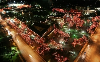 UIW's Annual Light the Way is Changing