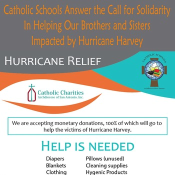 Help for Hurricane Harvey Victims