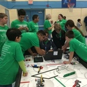 "Lego Robotics Team Wins ""Core Values Award"""