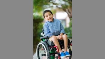 OakLeaf boy, paralyzed from waist down, to meet with lawmakers in D.C.